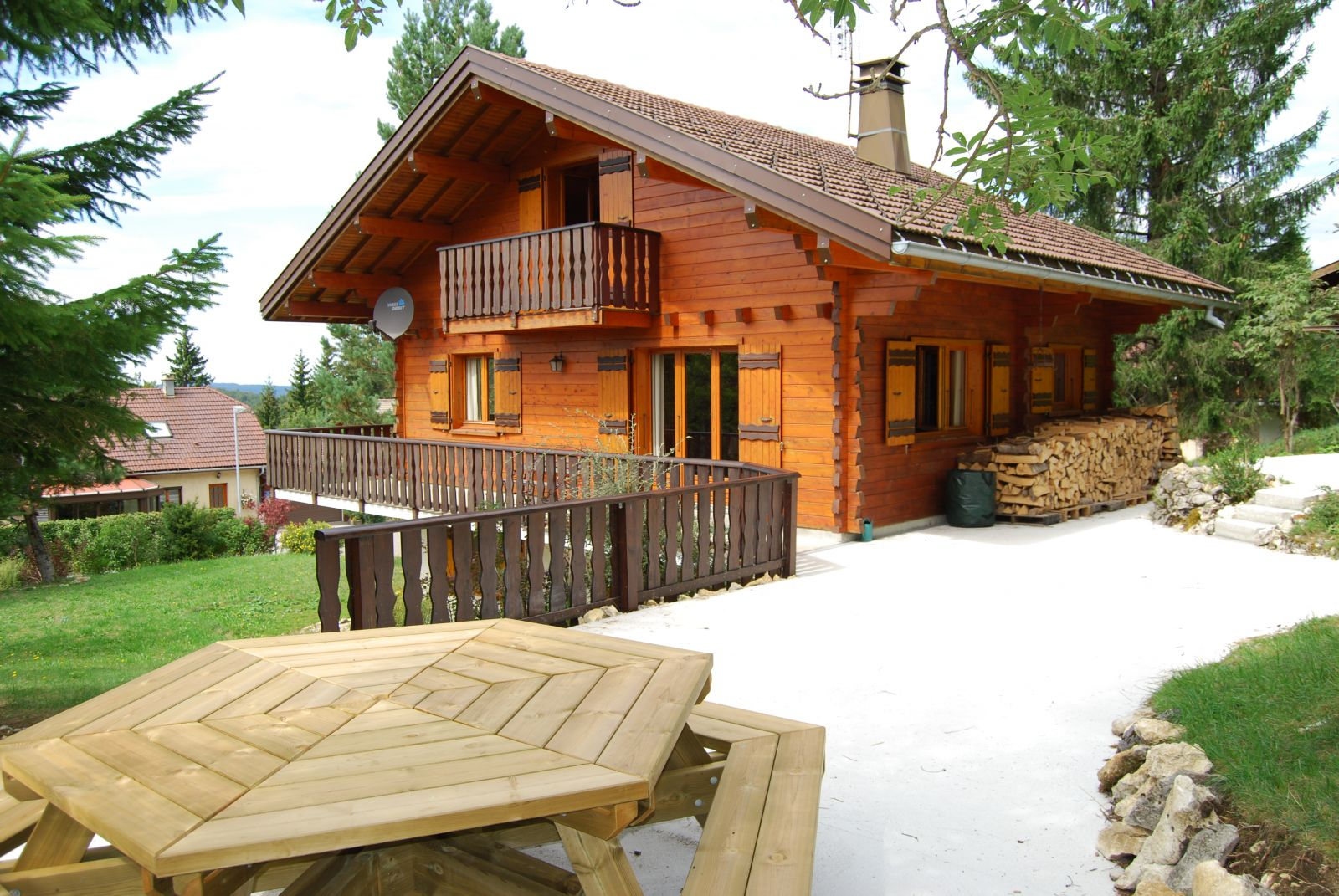 location chalet jura rousses